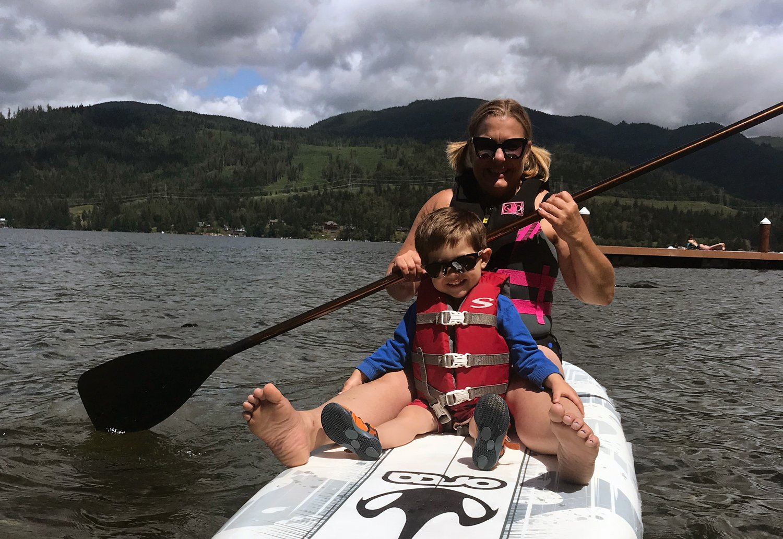 melanie cool paddle